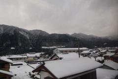 Snow at Takayama, Japan 2