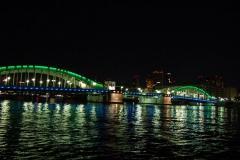 Tokyo - The Kachidoki Bridge